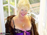 Ruth. Fur Coat Fun Free Pic