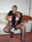 GrandmaLibby. Body Stocking Free Pic 1