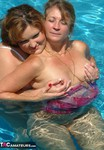 Devlynn. Devlynn & Sweet n Sassi In The Pool Free Pic