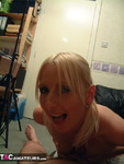 TraceyLain. Blonde Smoking Slut Free Pic 20