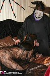 Foxielady. Halloween Free Pic 13