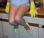 MoonAynjl. Cleaning The Kitchen Free Pic 19