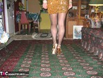 Ruth. Glitter Dress Free Pic