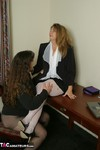 Devlynn. Devlynn Keeps the Office Assistant Busy Free Pic 1
