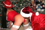 Foxielady. What I Love to do at Xmas Pt3 Free Pic