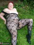 ValgasmicExposed. Black Bodystocking Free Pic 16