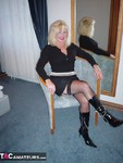 Ruth. New PVC Boots Free Pic 2