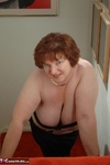 Chris44G. Cream Polka-Dot Corset Free Pic 2