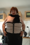 Chris44G. Cream Polka-Dot Corset Free Pic 14