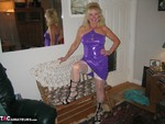 Ruth. Purple Dress Free Pic 18