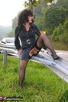 GermanIsabel. At the Road Free Pic 11