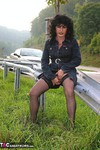 GermanIsabel. At the Road Free Pic