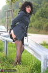 GermanIsabel. At the Road Free Pic 20