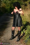 GermanIsabel. Out Door Strip Free Pic 7