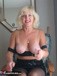 Ruth. My New Black Outfit Free Pic 13