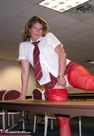 Devlynn. Devlynn In The Board Room Free Pic 5