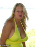 Adonna. Buxom & Bold in the Outdoors Free Pic 4