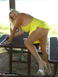 Adonna. Buxom & Bold in the Outdoors Free Pic 6