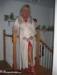 Ruth. Silk Dressing Gown Free Pic 14