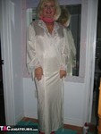 Ruth. Silk Dressing Gown Free Pic 16