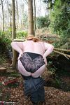 MaddyBBW. Posing in the Garden Free Pic 12