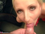TraceyLain. Blonde In Red Free Pic 7