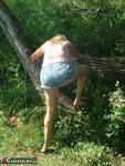 Adonna. Playing in the Woods Free Pic 5