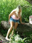 Adonna. Playing in the Woods Free Pic 6