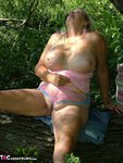 Adonna. Playing in the Woods Free Pic 12