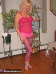 Ruth. Pink Footless Tights Free Pic 2
