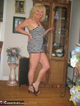 Ruth. Chequered Dress Free Pic