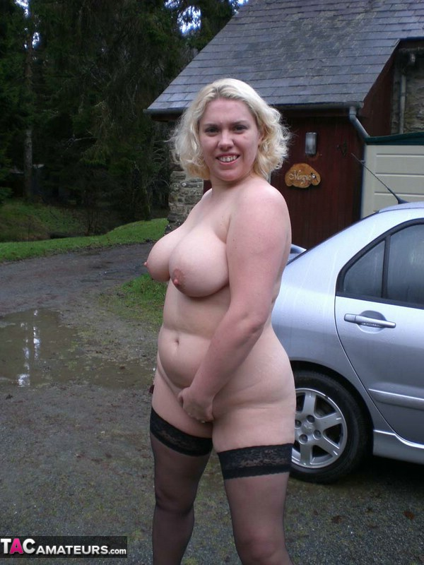 British Big Tits Creampie
