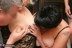 DoubleDee. Dee, Claire, Raz & Barby's Orgy Free Pic 5