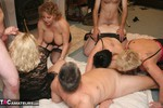 DoubleDee. Dee, Claire, Raz & Barby's Orgy Pt2 Free Pic