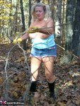 Adonna. Working In The Yard Free Pic
