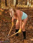 Adonna. Working In The Yard Pt3 Free Pic