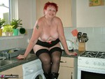 ValgasmicExposed. Naughty in the Kitchen Free Pic 5