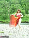 AngelEyes. Outdoor At The River Free Pic 1