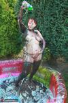 ValgasmicExposed. Paint Pool 4 Free Pic
