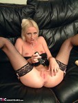 TraceyLain. Basque Buggered Blonde Free Pic 7