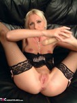 TraceyLain. Basque Buggered Blonde Free Pic 8