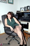 Reba. Office Foreplay Free Pic 1