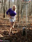 Adonna. Outdoor MILF Free Pic 5