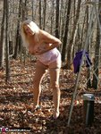 Adonna. Outdoor MILF Free Pic 15