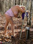 Adonna. Outdoor MILF Free Pic 16