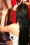 Foxie Lady. Xmas Gang Bang Free Pic 3