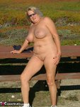 Adonna. Stripping At The Beach Free Pic 13