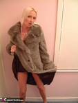 TraceyLain. Tracey Gets Another Fur Coat Free Pic 1