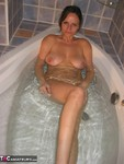 SubWoman. Bath Deep Throating Free Pic 1