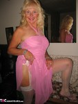 Ruth. Pink Dress Free Pic 3